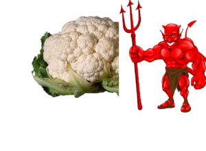 Devil cauliflower